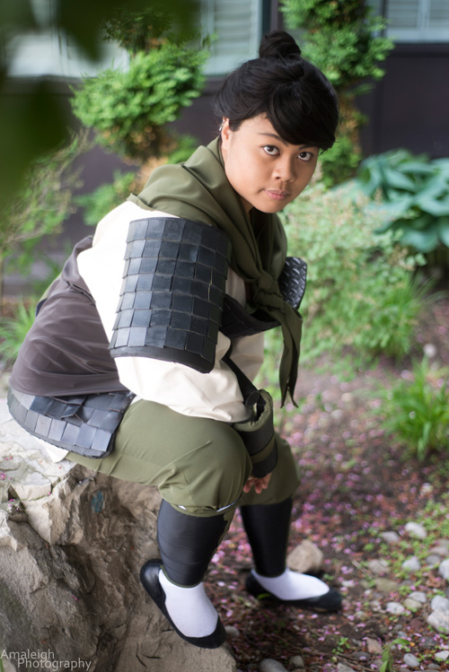 Ping from Mulan Cosplay