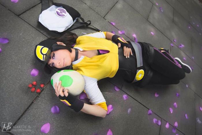 Pokemon GO Trainers Cosplay