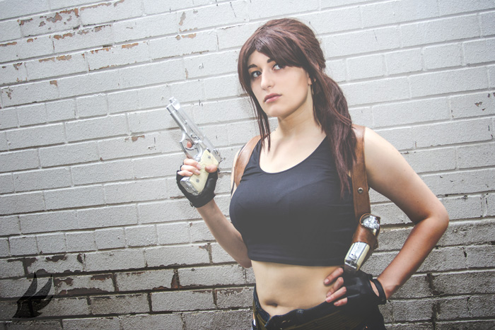 Revy from Black Lagoon Cosplay