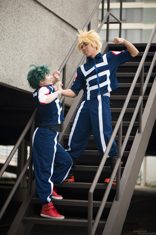 Boku No Hero Academia Cosplay