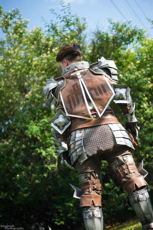 Cremisius Aclassi from Dragon Age: Inquisition Cosplay