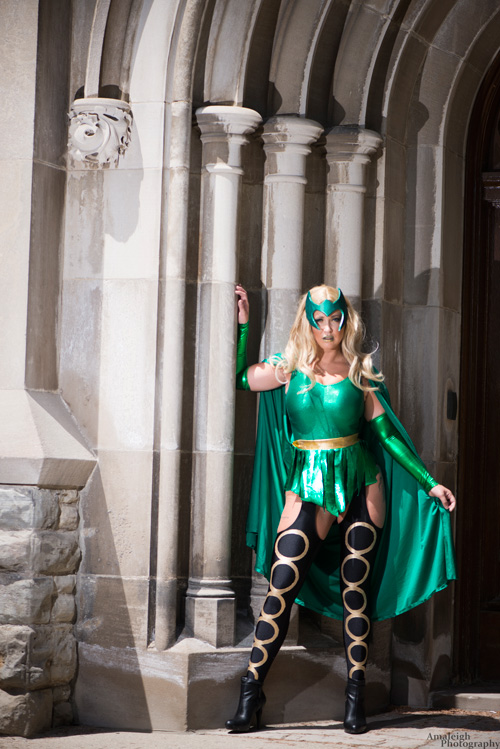 Enchantress Cosplay