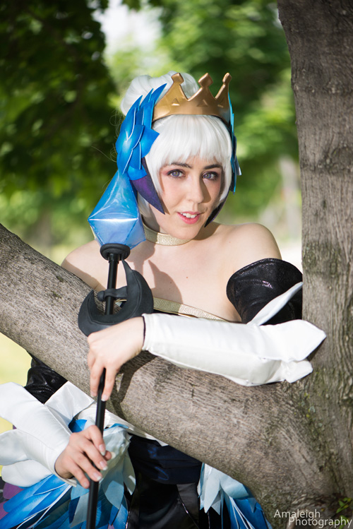 Gwendolyn from Odin Sphere Cosplay