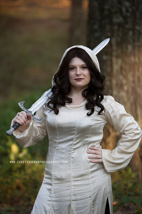 Magda Searus from The Sword of Truth Cosplay