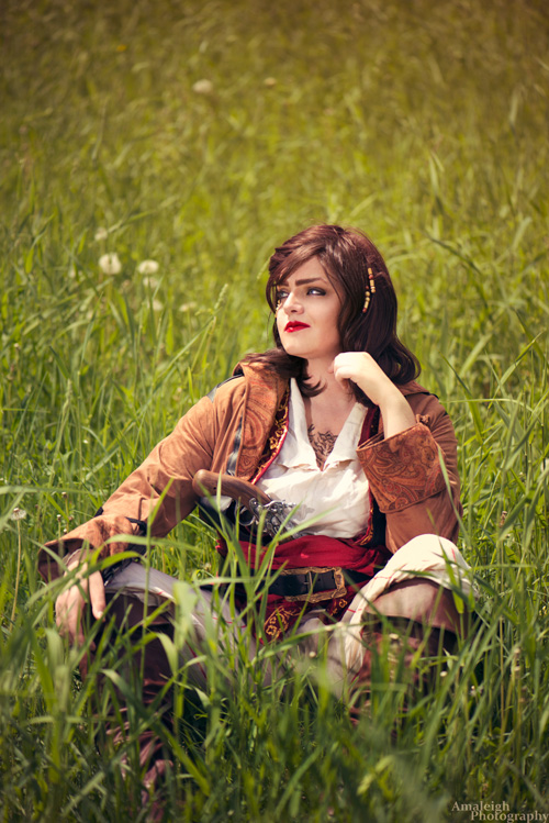 Mary Read from Assassin