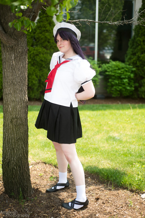 Tomoyo from CardCaptor Sakura Cosplay
