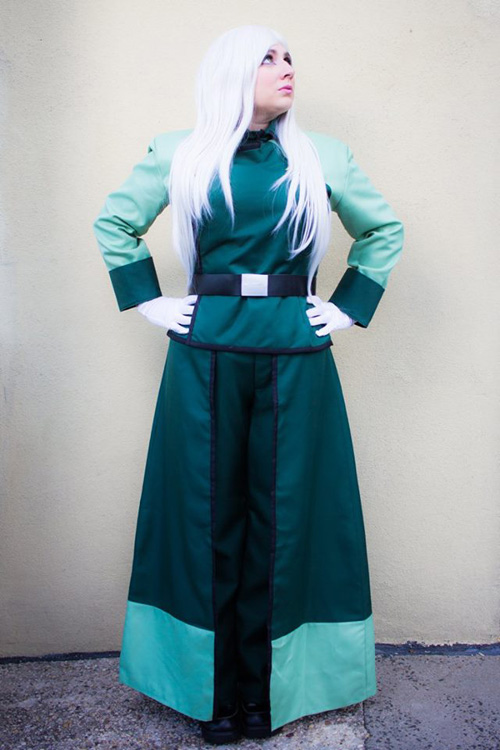 Marie Parfacy/Soma Peries from Gundam 00 Cosplay