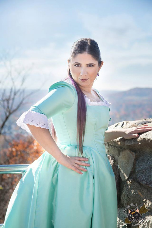 Eliza Hamilton Cosplay