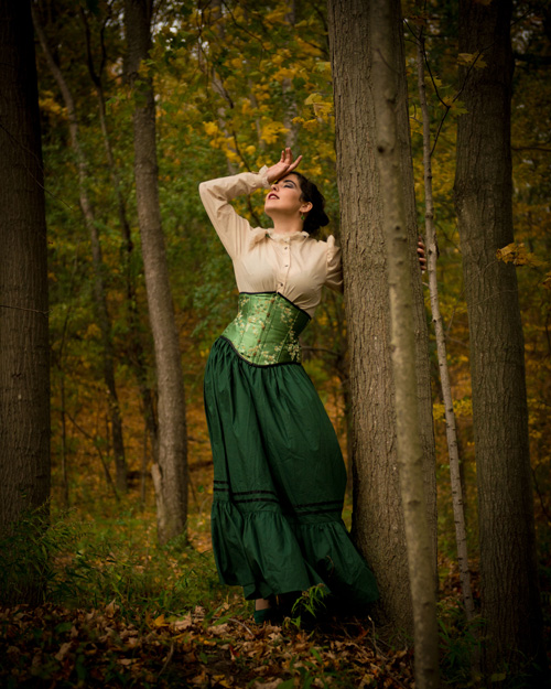 Victorian Inspired Photoshoot