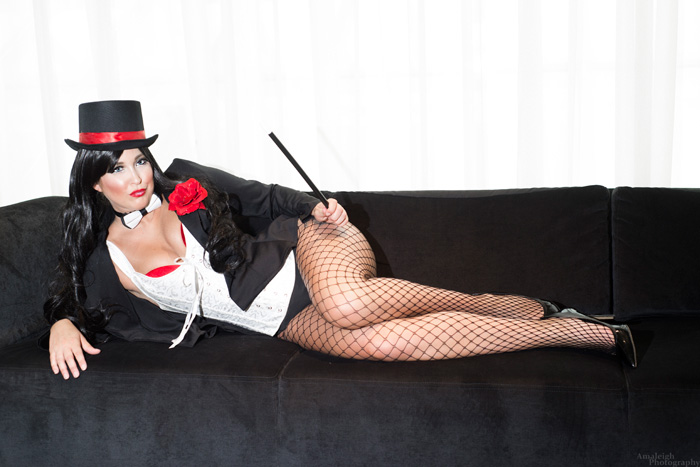 Zatanna Cosplay
