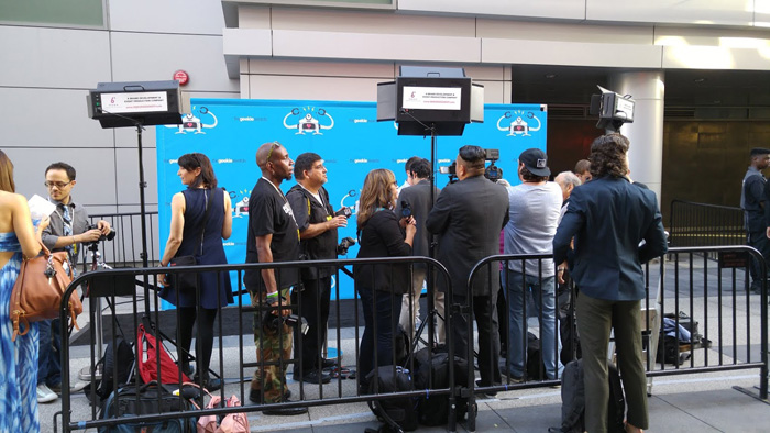 The Geekie Awards 2015