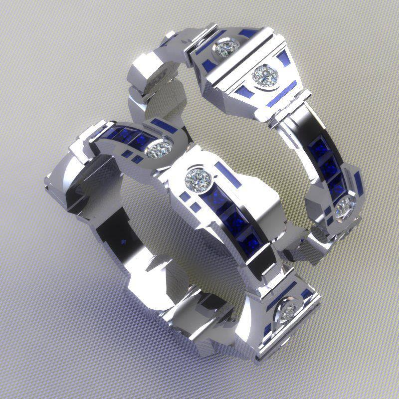 Amazing Geeky Jewelry