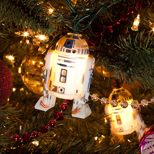 Geek Christmas Decorations