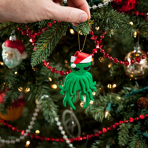 Geek Christmas Decorations