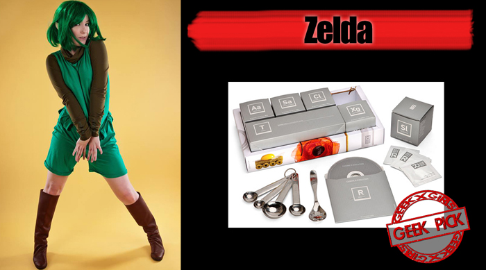 Geek Girl Holiday Gift Guide