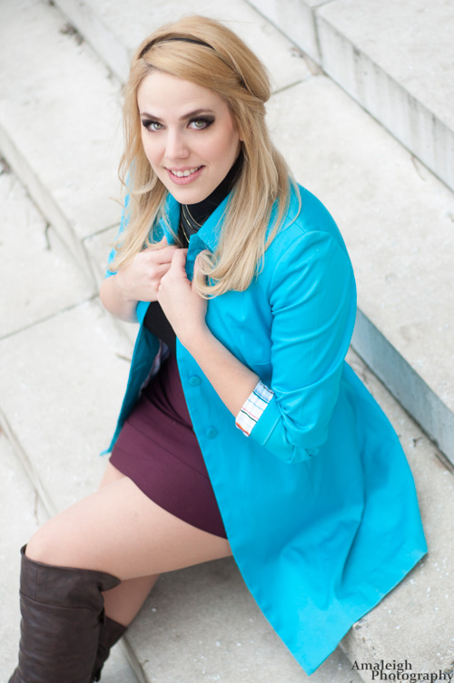 Gwen Stacy Photoshoot