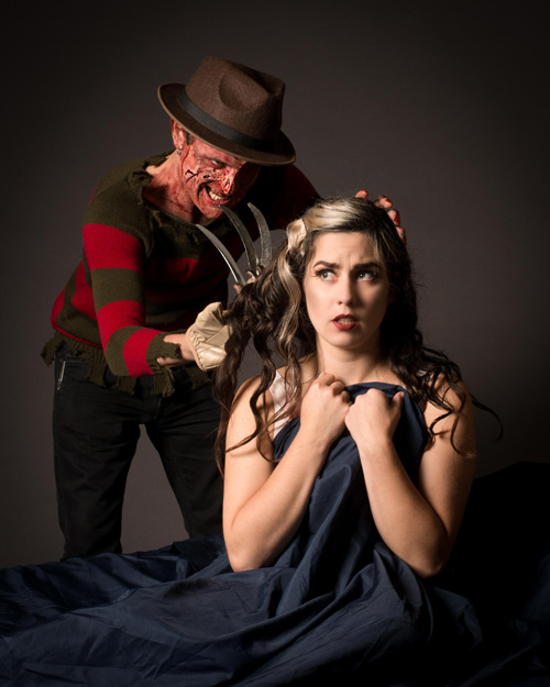 A Nightmare on Elm Street Cosplay