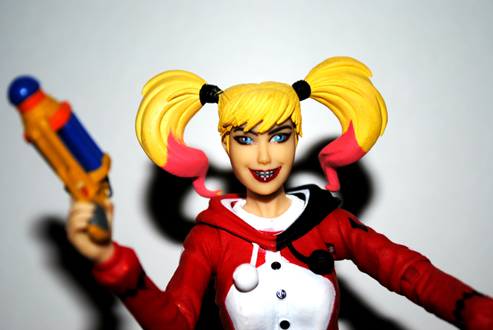 Infinite Crisis Pajama Party Harley Quinn Action Figure Review