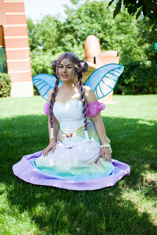 Harvest Goddess From Harvest Moon Cosplay