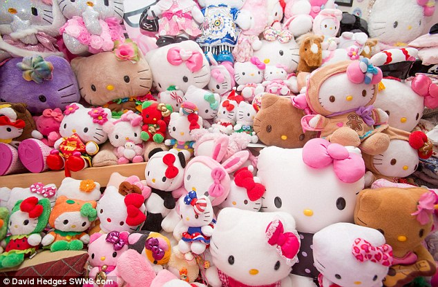 Hello Kitty Obsession