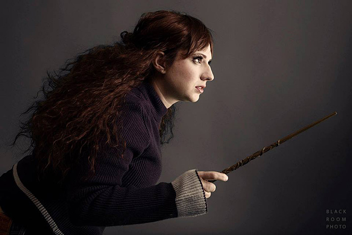 Hermione Cosplay