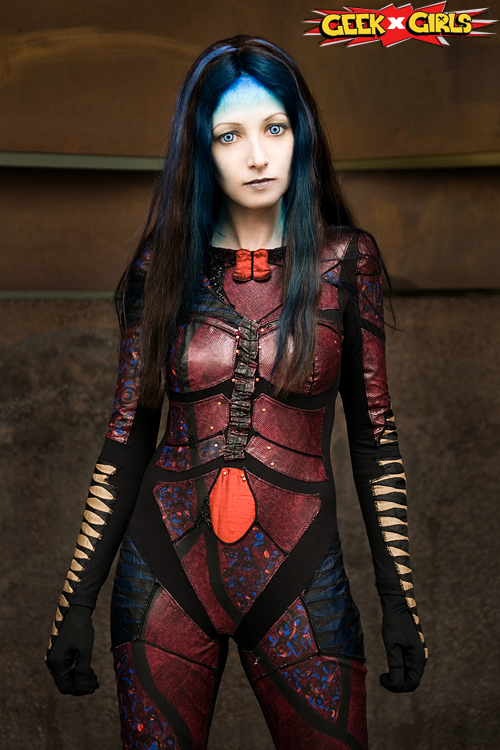 Illyria Cosplay