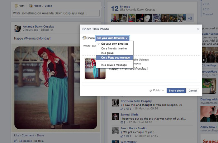 Tips for Interacting With Facebook Pages
