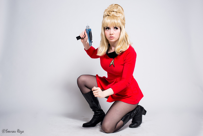 Janice Rand Star Trek Cosplay