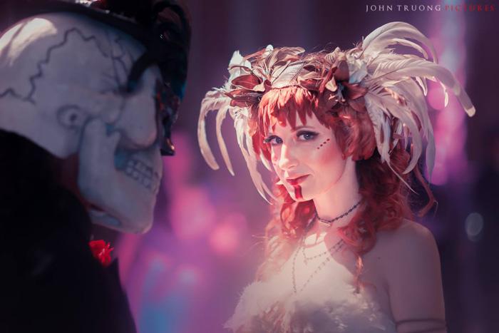 Labyrinth of Jareth Masquerade Ball 2016