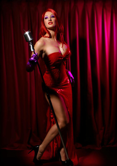 Jessica rabbit cosplay tumblr