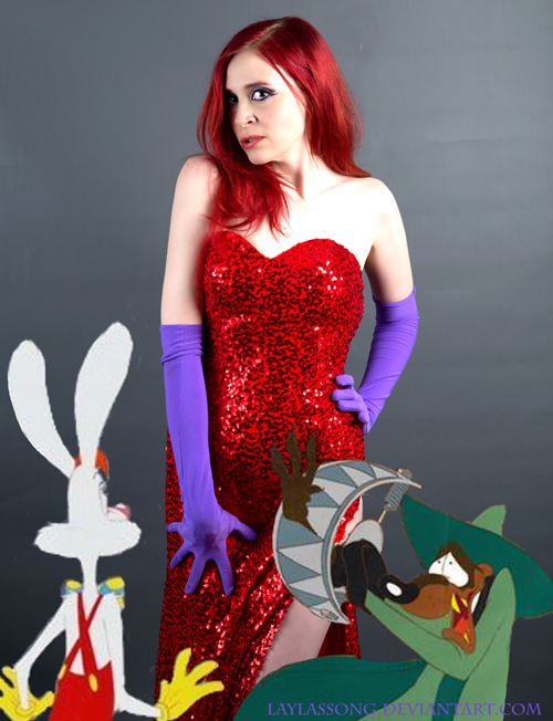 Jessica Rabbit Real Life