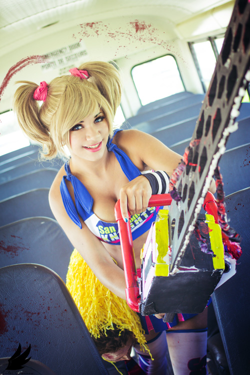 Juliet Starling from Lollipop Chainsaw Cosplay