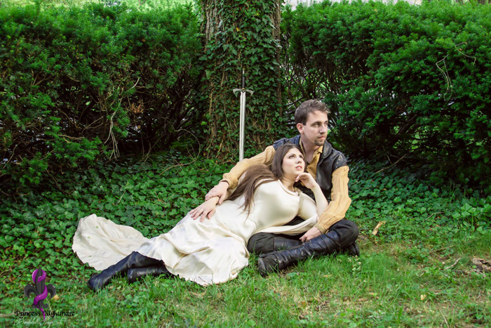 Richard & Kahlan from The Sword of Truth Cosplay