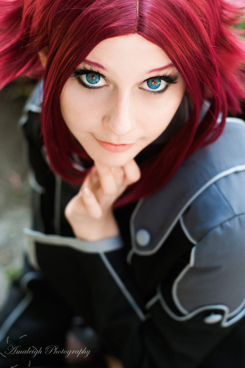 Kallen from Code Geass Cosplay