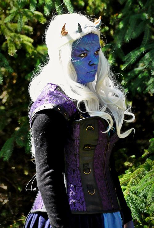 draconian original larp cosplay