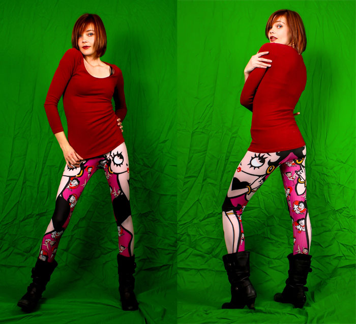 Living Dead Leggings