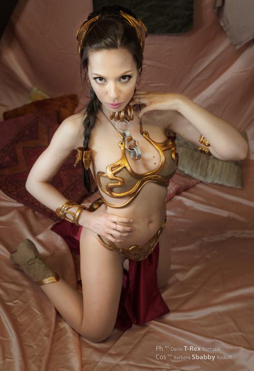 leia cosplay princess Sexy