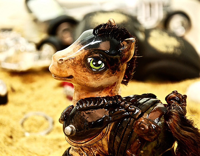Mad Max: Fury Road My Little Ponies