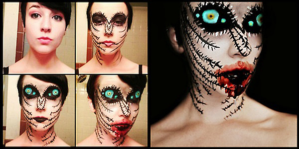 Amazing Makeup Transformations