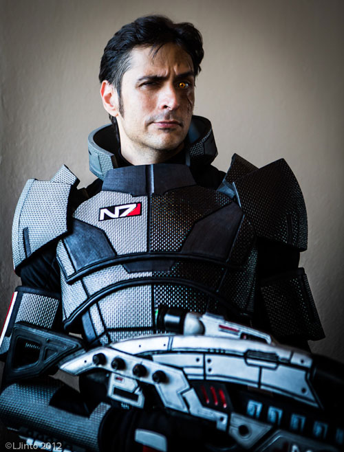 Interview with voice actor Mark Meer