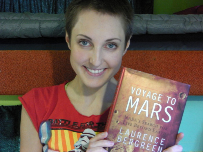Interview with Mars One Candidate Marina Miral aka Fantasci-fi Girl