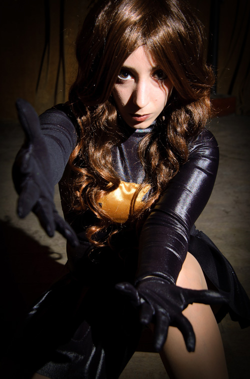 Mary Marvel Cosplay