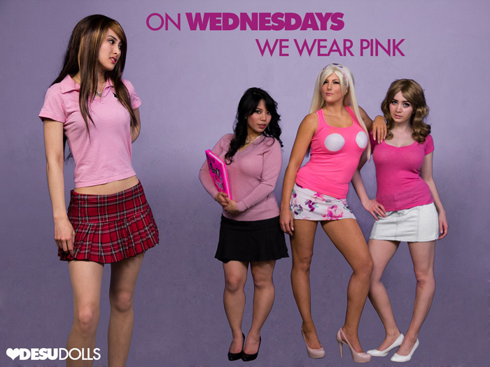Mean Girls Cosplay