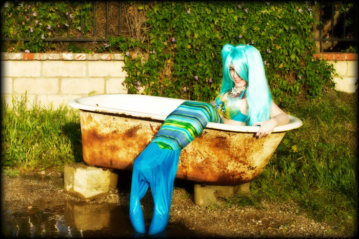 Mermaid Cosplay