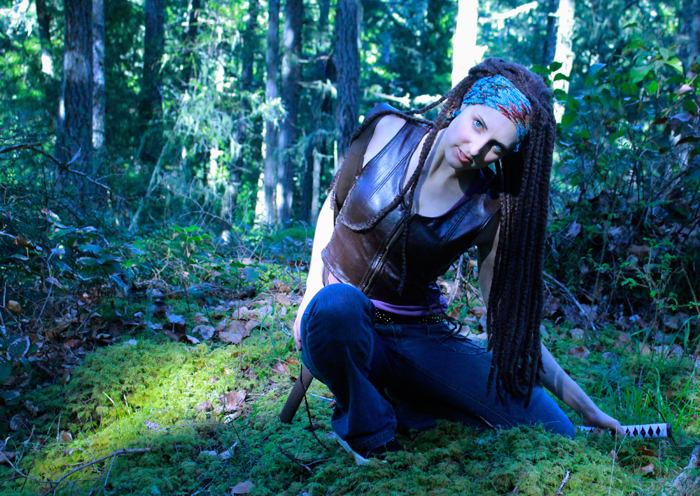 Michonne Cosplay