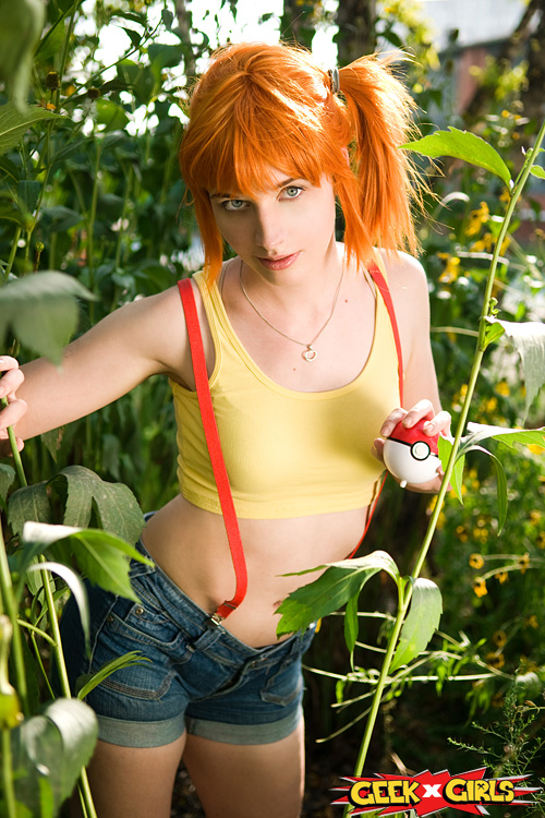 Misty Pokemon Cosplay