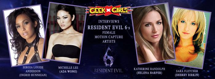 Resident Evil 6 Interview Part Iv Sara Fletcher
