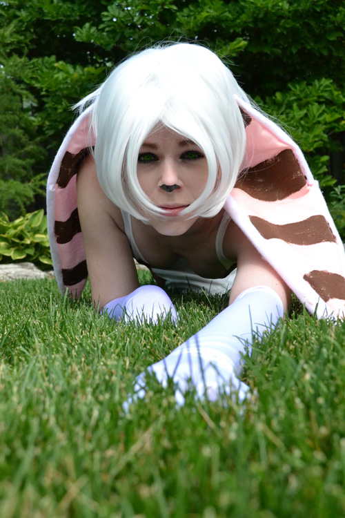 Momo from Avatar: The Last Airbender Cosplay
