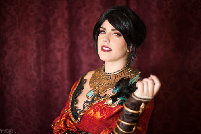 Morrigan from Dragon Age: Inquisition Cosplay