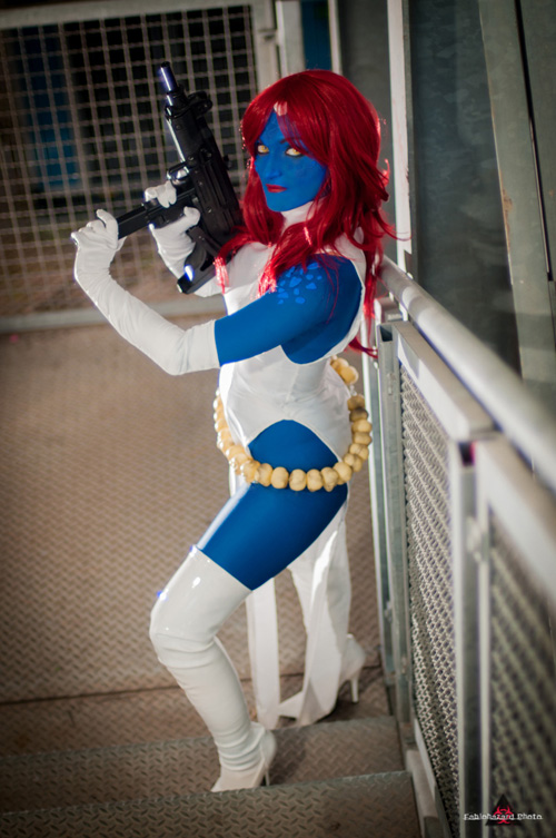 Mystique X-Men Cosplay